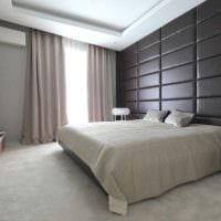 оригинальный интерьер квартиры со стеновыми панелями фото
