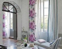 красивый декор комнаты в весеннем стиле фото