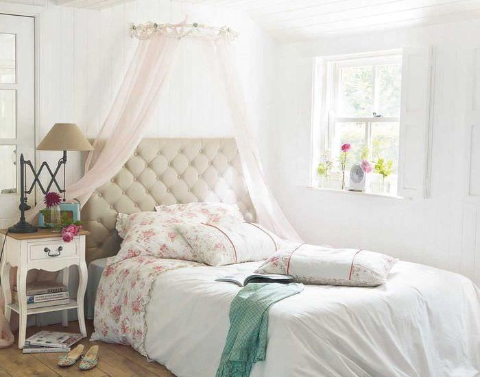 красивый стиль квартиры в стиле прованс