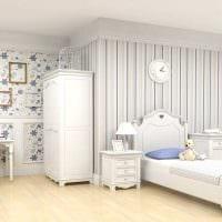 красивый стиль комнаты в стиле прованс картинка