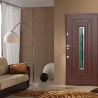 межкомнатные двери в декоре квартиры фото