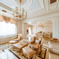 необычный дизайн комнаты в викторианском стиле картинка