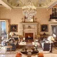 красивый стиль комнаты в викторианском стиле картинка