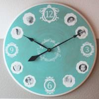идея красивого украшения часов своими руками фото