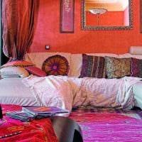 необычный дизайн комнаты в восточном стиле фото