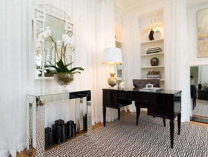 яркий стиль дома в греческом стиле