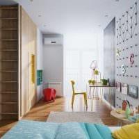 светлый интерьер квартиры в весеннем стиле фото