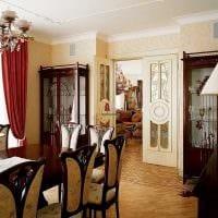 яркий декор дома в стиле модерн фото
