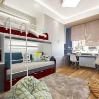 яркий стиль гостиной в горчичном цвете фото