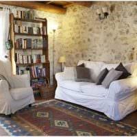 оригинальный интерьер квартиры в стиле прованс картинка