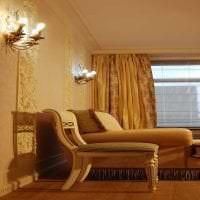 яркий дизайн квартиры в греческом стиле фото