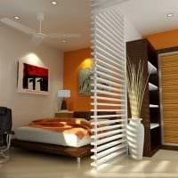 необычный дизайн спальни картинка