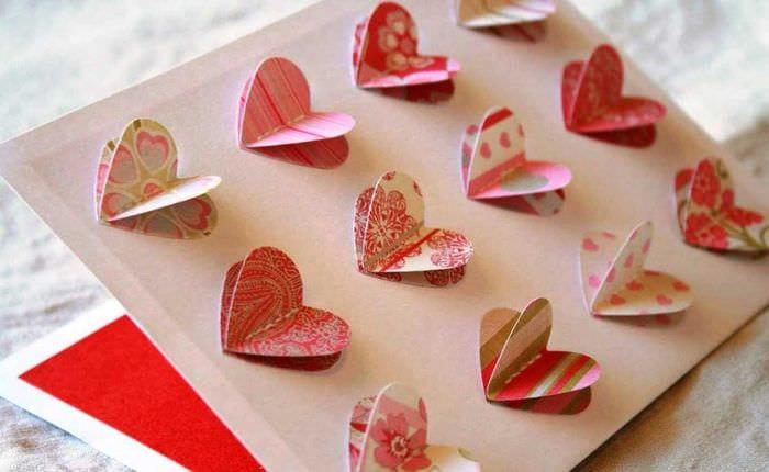 яркое оформление комнаты своими руками на день святого валентина