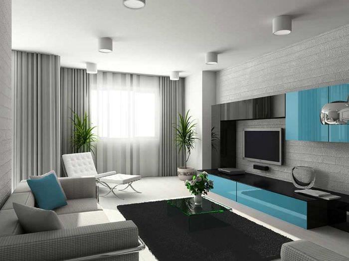 Подбор дизайна гостиной комнаты
