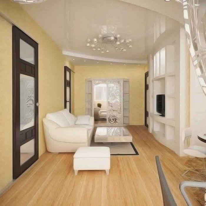 этот другие дизайн смежной гостиной фото использовать подобные