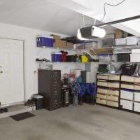 идея оригинального дизайна гаража картинка