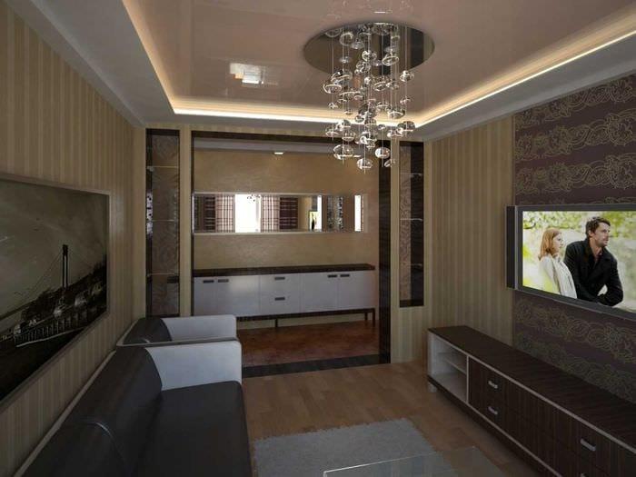 фото ремонта квартир в панельных домах з комнатная аджика