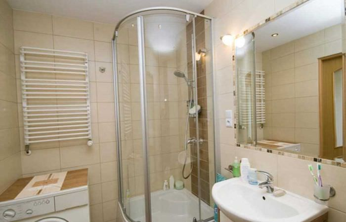идея оригинального дизайна ванной