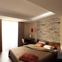 вариант оригинального декоративного камня в стиле квартиры картинка