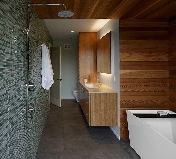 идея оригинального дерева в дизайне комнаты