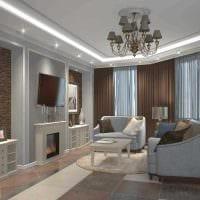 вариант красивого стиля квартиры картинка