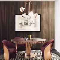 идея яркого дизайна комнаты 2017 года картинка