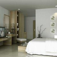 вариант яркого интерьера комнаты для девочки фото