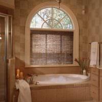 идея необычного стиля ванной картинка