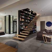 вариант красивого дизайна комнаты фото