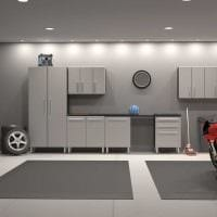 идея функционального стиля гаража картинка