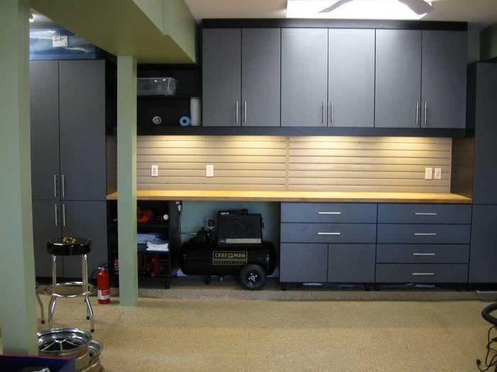 перед мебель в гараж своими руками фото проект чего делают