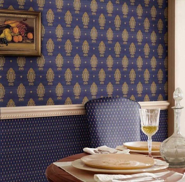 идея оригинального украшения стен