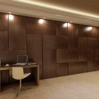 идея красивого дерева в интерьере комнаты картинка