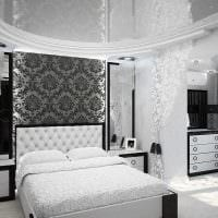 вариант яркого стиля комнаты 2017 года фото
