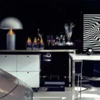 идея яркого оформления гаража фото