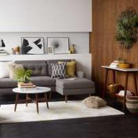 идея яркого дизайна квартиры 2017 года картинка