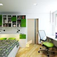 идея яркого стиля квартиры картинка пример