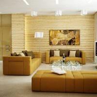 идея красивого дерева в стиле комнаты картинка