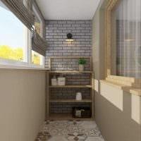 идея необычного стиля квартиры картинка