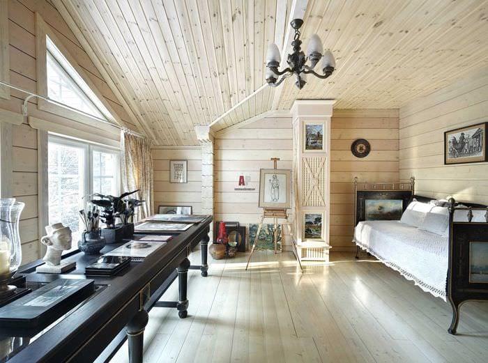 актер этому примеры покраски деревянных домов внутри фото радует нас