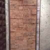 идея оригинального оформления стен в помещениях картинка
