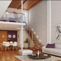 идея необычного фасада комнаты с декоративной штукатуркой картинка