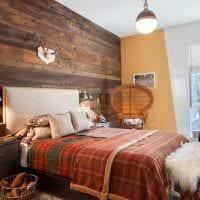 идея яркого дерева в стиле комнаты картинка