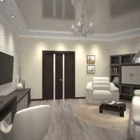идея оригинального дизайна квартиры картинка