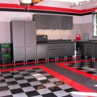идея функционального дизайна гаража картинка