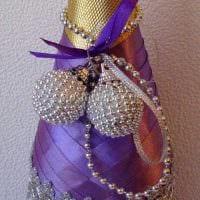 идея красивого оформления предметов к 8 марта картинка
