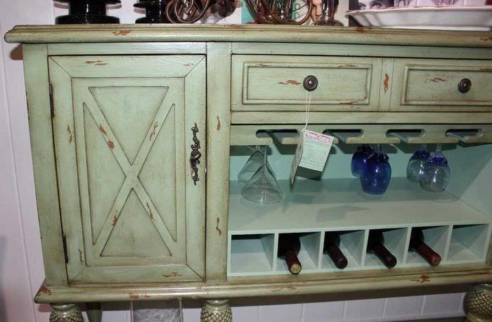идея росписи шкафа своими руками