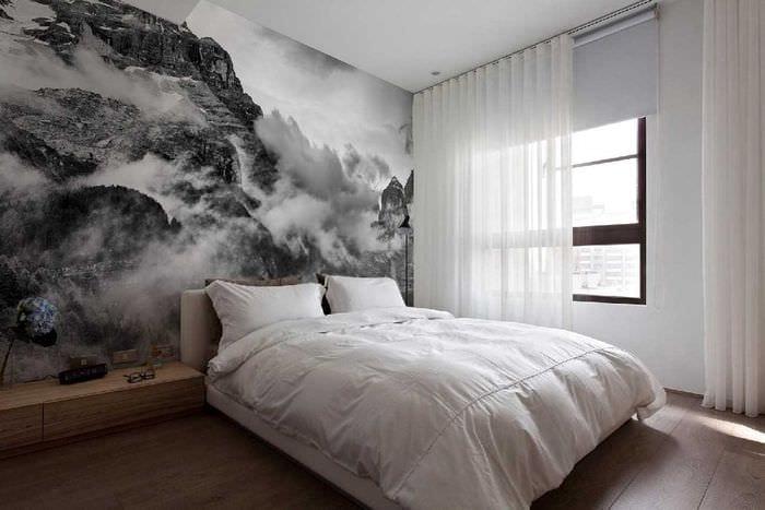 идея оригинального оформления стен в помещениях