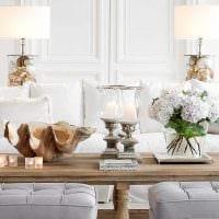 идея красивого интерьера квартиры фото