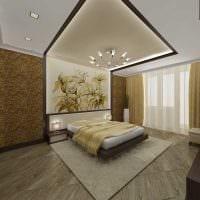 вариант красивого интерьера 2 комнатной квартиры фото пример